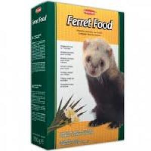Корм для хорьков Padovan Ferret Food, 750 г, мясо, рыба, злаки