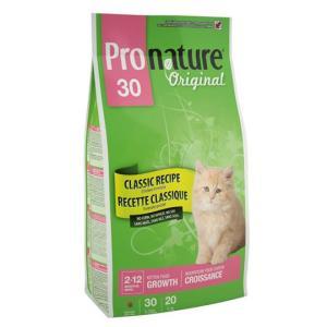 Корм для котят Pronature Original 30, 20 кг, цыпленок