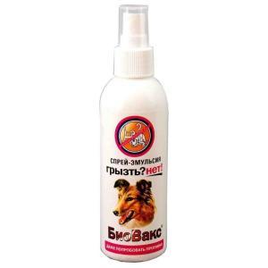 Антигрызин для собак Биовакс, 180 мл