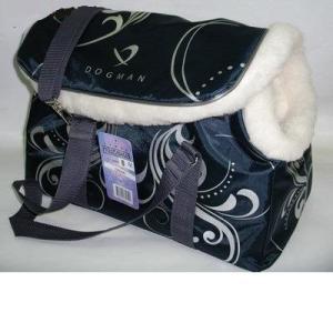 Сумка-переноска для собак и кошек Dogman 8М, размер 35х15х27см., цвета в ассортименте