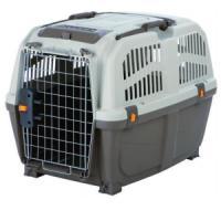 Фотография товара Переноска для собак и кошек MPS Skudo IATA, размер 4, размер 68х48х51см., коричнево-песчаный
