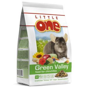 Корм для шиншилл Little One Зеленая долина, 750 г