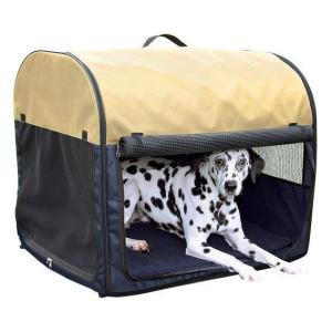 Сумка-переноска для собак Trixie Kennel XL, размер 70х75х95см.