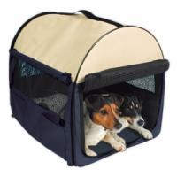 Фотография товара Сумка-переноска для собак и кошек Trixie Kennel M, размер 50х50х60см.