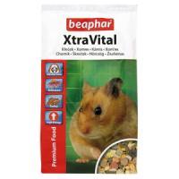 Фотография товара Корм для хомяков Beaphar Xtravital, 500 г, злаки, овощи, семена, орехи