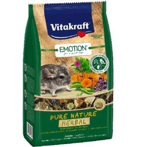 Корм для шиншилл Vitakraft Pure Natute Herbal, 600 г