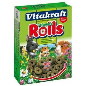 Корм для грызунов Vitakraft Grun Rollis, 500 г