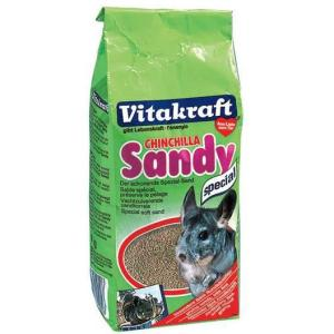 Песок для шиншилл Vitakraft Shinchilla Sandy, 1 кг