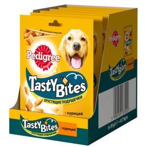 Лакомство для собак Pedigree Tasty Bites, 950 г, курица