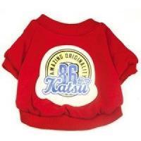 Фотография товара Куртка для собак Katsu Легенда M M, 240 г, размер 31х45х26см., красный