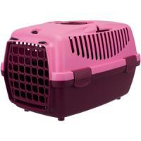 Фотография товара Бокс для собак Trixie Capri 1, размер 1, размер 32×31×48см., ягодный / розовый