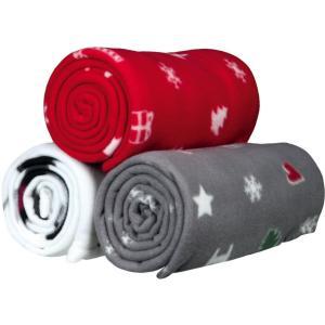 Подстилки для собак Trixie Yuki, красный/ серый / белый