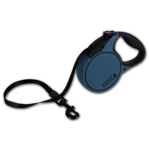 Поводок-рулетка для собак Kong TERRAIN S, синий