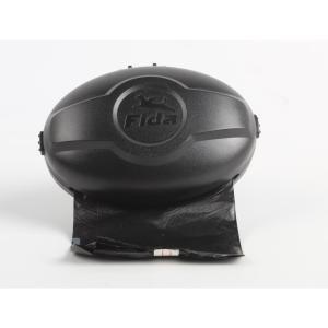 Бокс для поводка-рулетки Fida Mars XL, черный