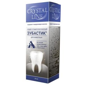 Спрей для зубов Api-San Crystal Line Зубастик