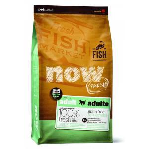 Корм для собак Now Natural Holistic Fresh Small Breed Recipe Fish Grain Free 27/17, 11.35 кг, форель, лосось, овощи