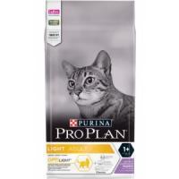 Фотография товара Корм для кошек Pro Plan Light, 1.5 кг, индейка с рисом