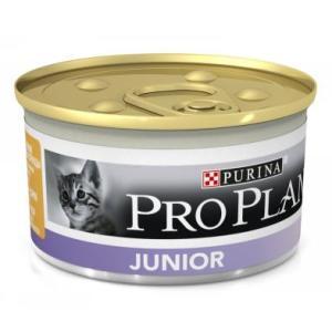 Корм для котят Pro Plan Junior, 85 г, курица