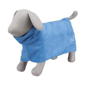 Полотенце-попона для собак Trixie S, размер 40см., синий