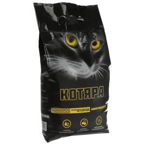 Наполнитель для кошачьего туалета Котяра, 5 кг