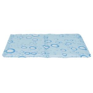Охлаждающий коврик для собак Trixie Cooling Mat M, размер 50х40см., светло-голубой