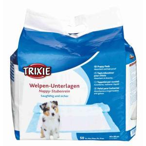 Пеленки для собак и кошек Trixie Nappy Puppy Pad, размер 60х40см., 50 шт.