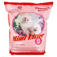 Фотография товара Наполнитель для котят Mimi Litter Розовые гранулы, 3.6 кг