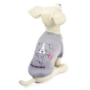 Толстовка для собак Triol Дружок M, размер 30см.