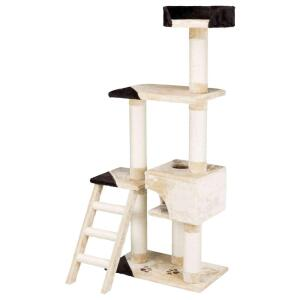 Домик с когтеточками для кошек Trixie Montoro, размер 69х39х165см.