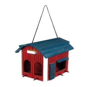 Кормушка для птиц Trixie, размер 24х22х32см.