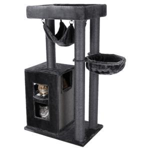 Домик для кошки Trixie Amadeus, размер 90х60х163см.