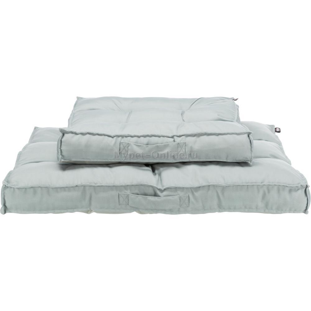 Лежак для собак Trixie Felia, размер 90х65см., серый - Интернет зоомагазин MyPet-Online.ru