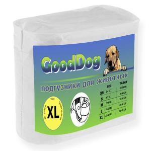 Подгузники для собак GoodDog XL