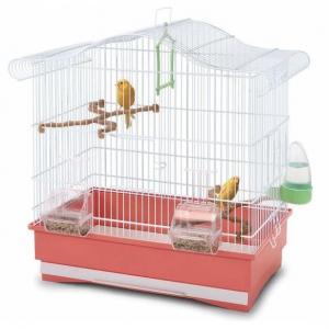 Клетка для птиц Imac Serena, размер 50х30х50см.