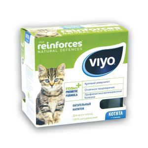 Витамины для котят Viyo, 7 шт.
