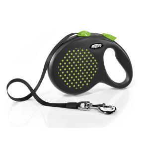 Рулетка для собак Flexi Design L, зеленый