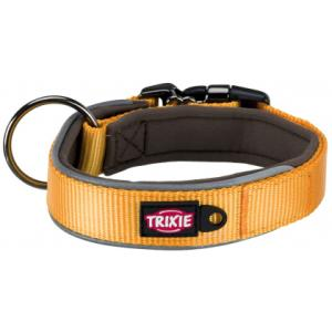 Ошейник для собак Trixie Experience XL, желтый