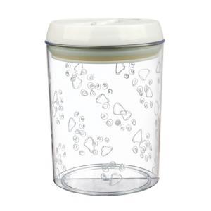 Контейнер для корма Trixie Food and Snack Jar, размер 12x17.5см., белый