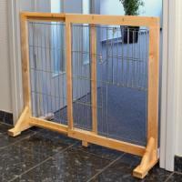 Фотография товара Барьер-перегородка для собак Trixie Dog Barrier, размер 103х75см.