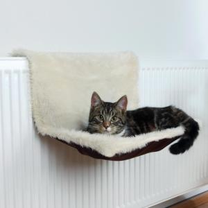 Гамак для кошек Trixie Radiator Bed, размер 45х26х31см., бежевый