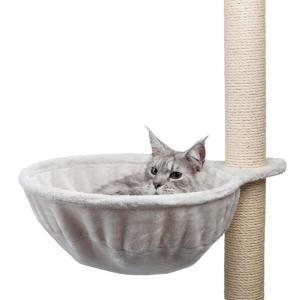 Гамак для кошек Trixie Cuddly Bag XL XL, размер 45см., светло-серый