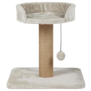 Когтеточка для кошек Trixie Mica, размер 46х45х35см., светло-серый