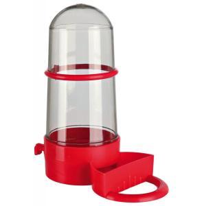 Поилка для птиц Trixie Water and Feed Dispenser, 265 мл, размер 15см., цвета в ассортименте