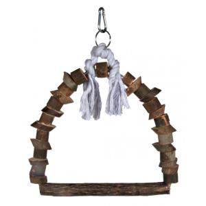 Качели для птиц Trixie Arch Swing M, размер 22х29см.