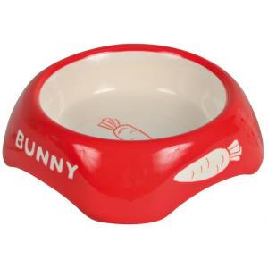 Миска для грызунов Trixie Ceramic Bowl, 200 мл, размер 13см., цвета в ассортименте