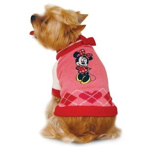 Свитер для собак Triol Minnie M, размер 30см., красный