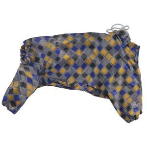 Комбинезон-дождевик для собак Гамма Китайская хохлатая, размер 36х27х15см., цвета в ассортименте
