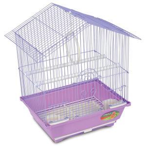 Клетка для птиц Triol 2101Z, размер 30х23х39см., цвета в ассортименте