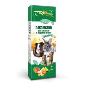 Корм для грызунов Triol Standard, фрукты, злаки, семена