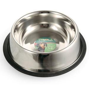 Миска для собак Triol 1508, 800 мл, размер 24.5х24.5х9см.